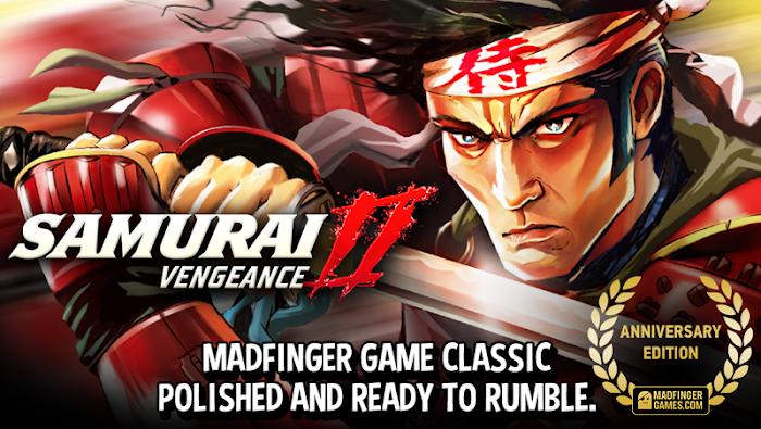 دانلود SAMURAI II: VENGEANCE - بازی آرکید سامورایی 2: انتقام برای اندروید و آی او اس + مود