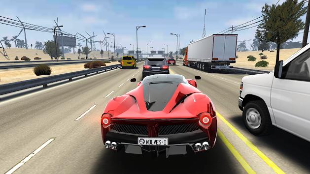 دانلود Traffic Tour : Racing Game 1.3.11 - بازی آنلاین ماشین سواری ترافیک تور برای اندروید و آی او اس