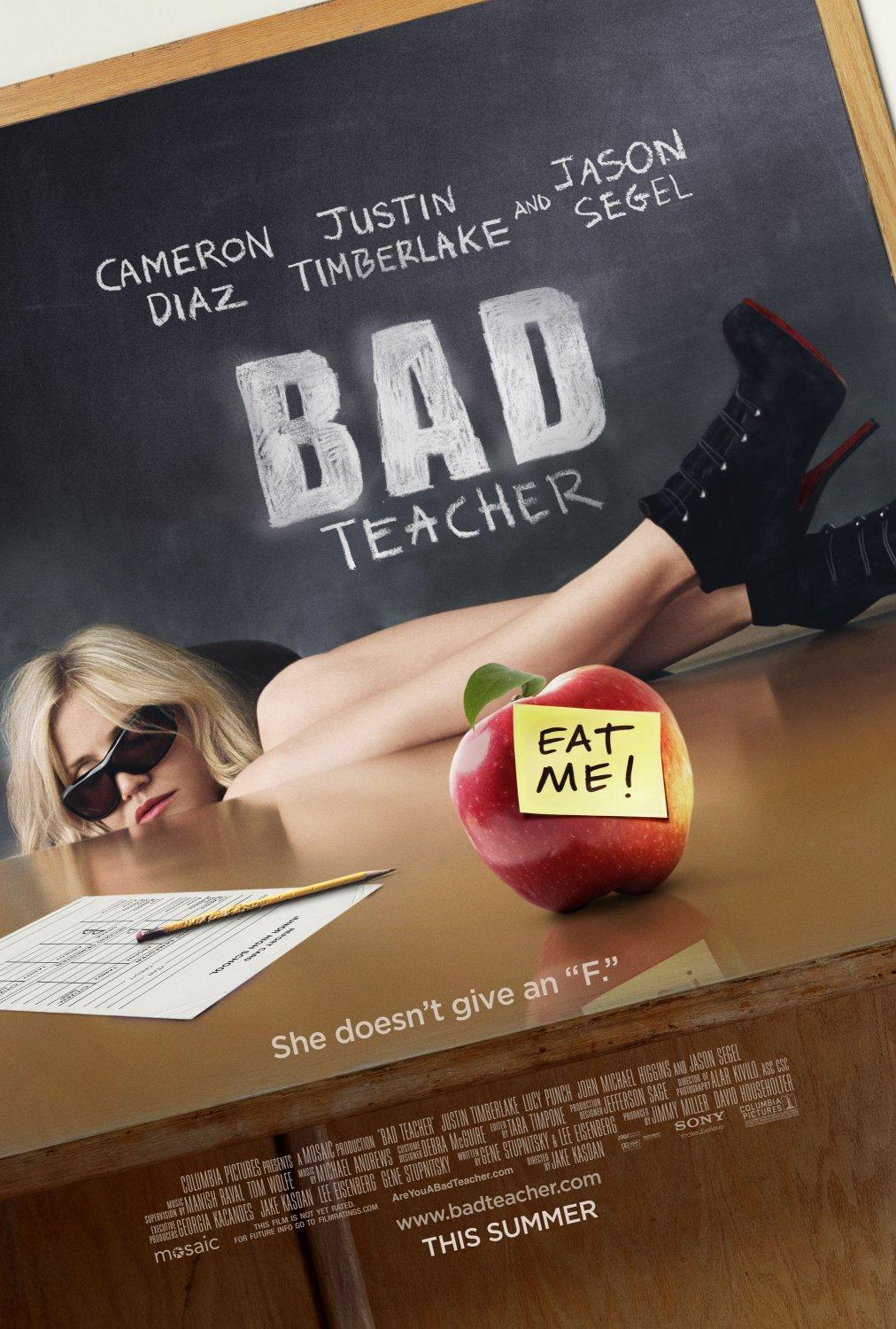Bad%20Teacher%202011.1 1 دانلود فیلم Bad Teacher 2011