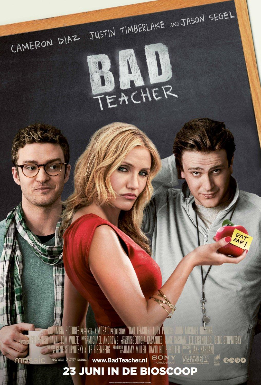 Bad%20Teacher%202011.2 1 دانلود فیلم Bad Teacher 2011