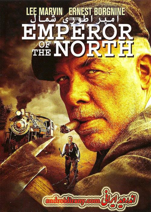 دانلود دوبله فارسی فیلم امپراطوری شمال Emperor of the North 1973