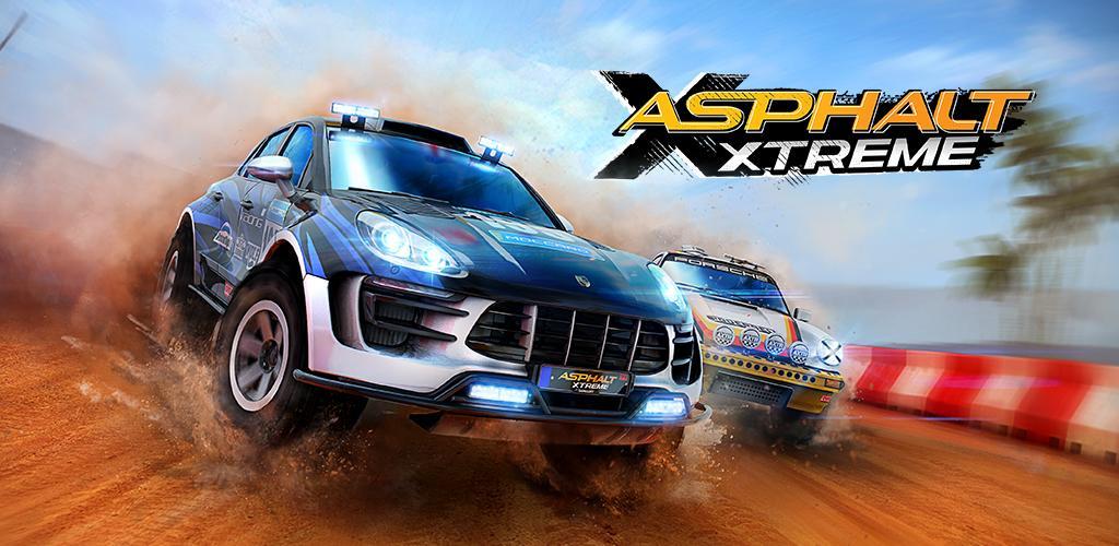 دانلود Asphalt Xtreme: Rally Racing - بازی آسفالت ایکسترم برای اندروید و آی او اس + دیتا