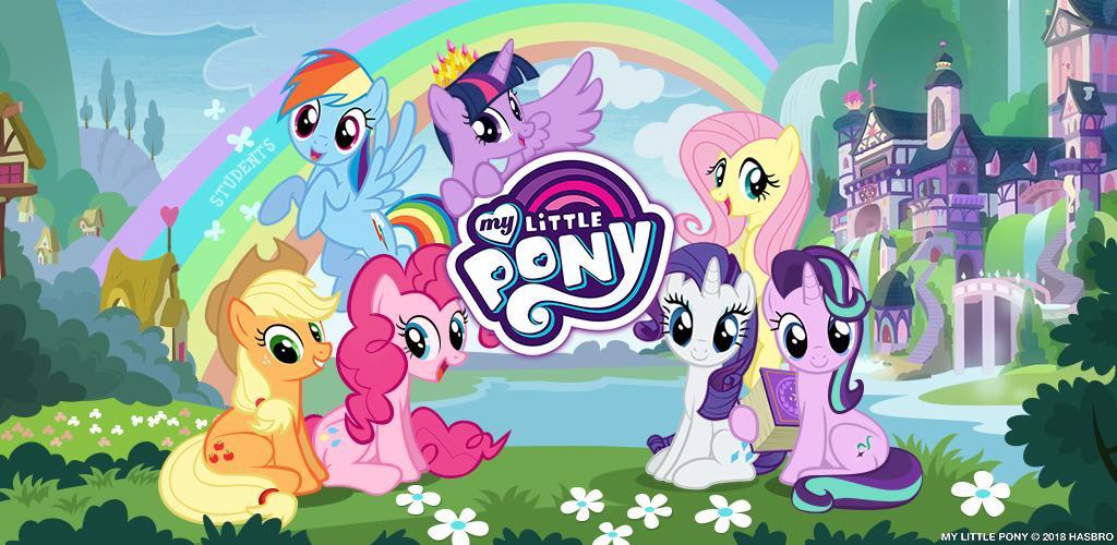 دانلود MY LITTLE PONY: Magic Princess - بازی اسب کوچک من: پرنسس جادویی اندروید و iOS + مود