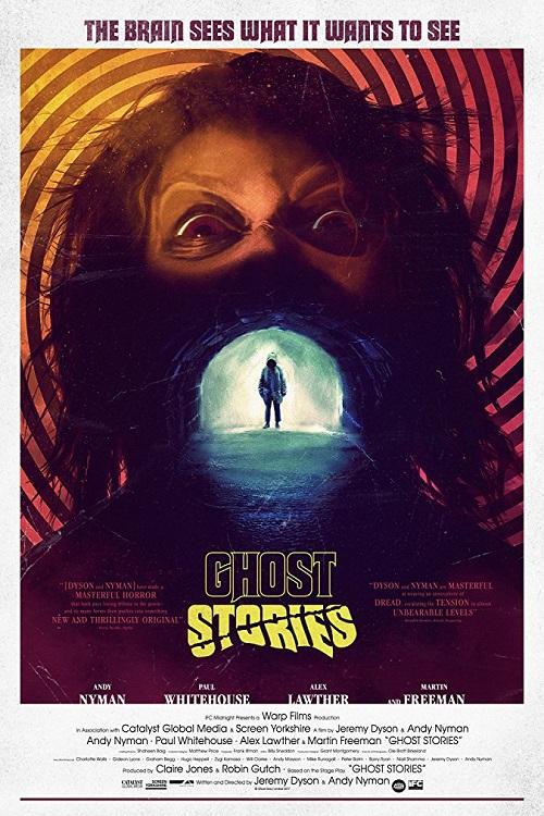 دانلود فیلم Ghost Stories 2017 با زیرنویس فارسی
