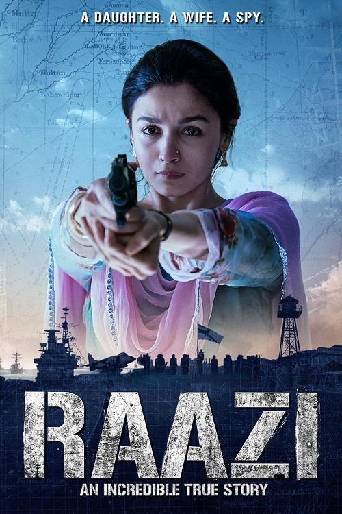 دانلود فیلم Raazi 2018 با زیرنویس فارسی