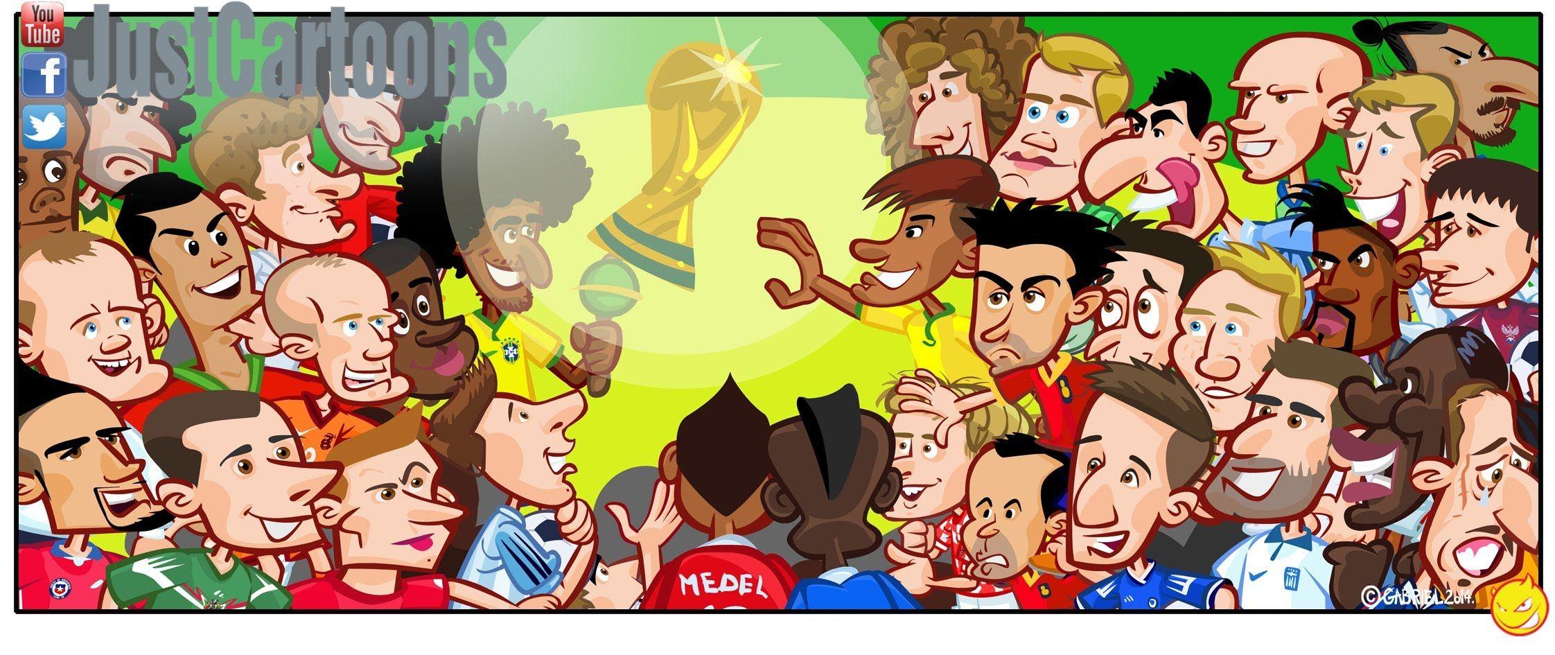 دانلود انیمیشن سایه روشنی از جام جهانی 2018 HD