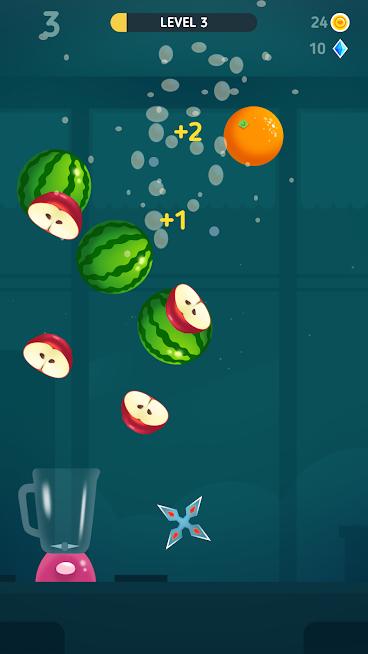 دانلود Fruit Master 1.0.2 - بازی آرکید برش میوه ها برای اندروید و آی او اس