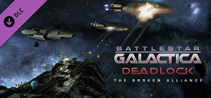 انلود بازی Battlestar Galactica Deadlock The Broken Alliance برای PC