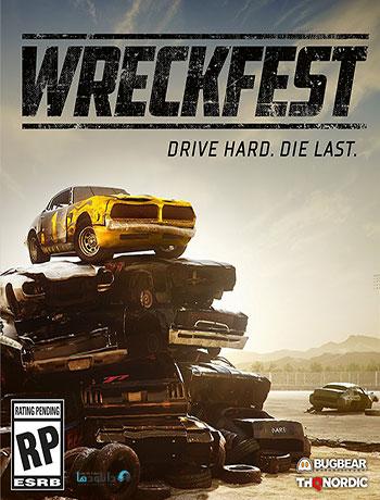 دانلود بازی Wreckfest + Update v20180706-CODEX برای کامپیوتر
