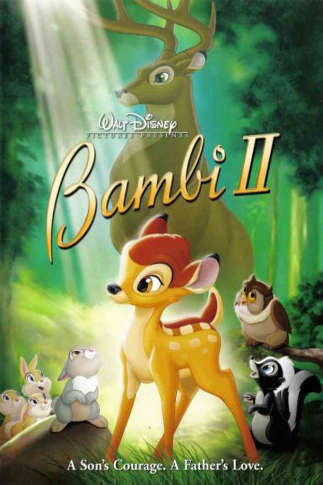 دانلود فیلم Bambi II 2006 با زیرنویس فارسی