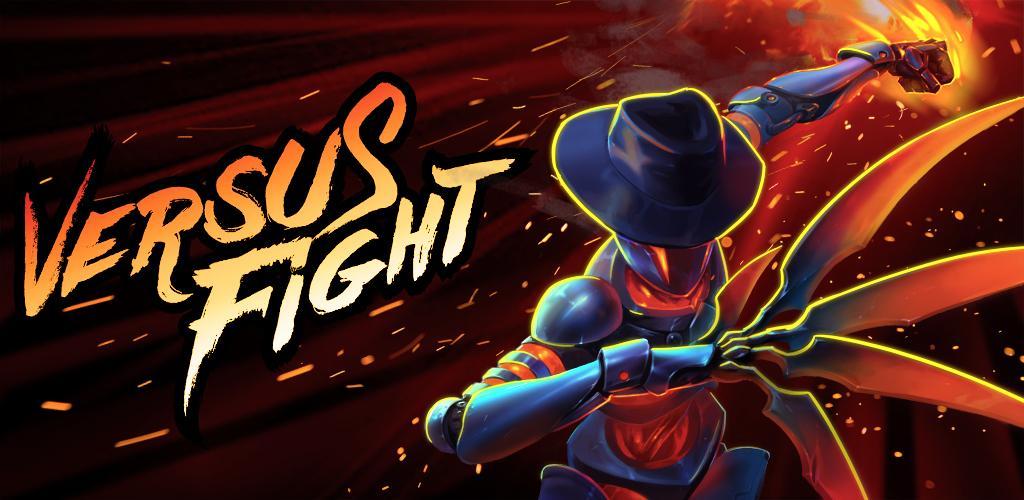دانلود Versus Fight - بازی اکشن مبارزه رو در رو برای اندروید و آی او اس + دیتا