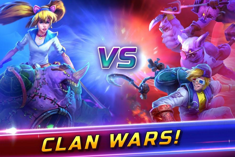 دانلود Versus Fight 12.30 - بازی اکشن مبارزه رو در رو برای اندروید و آی او اس + مود + دیتا