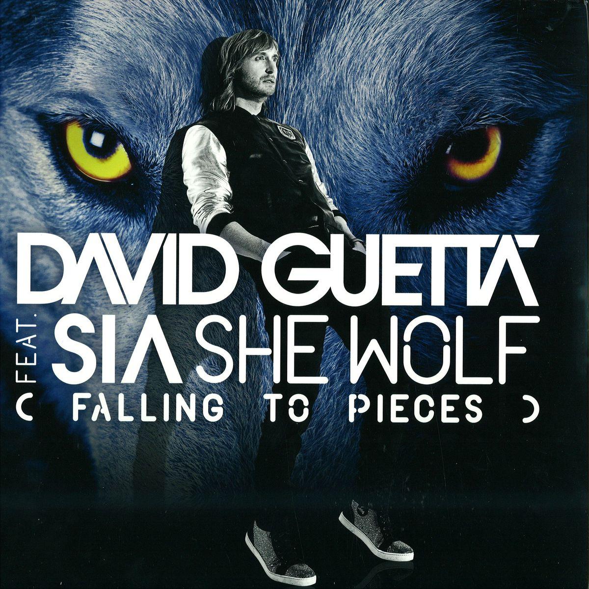 متن و ترجمه آهنگ She Wolf از David Guetta با همراهی Sia