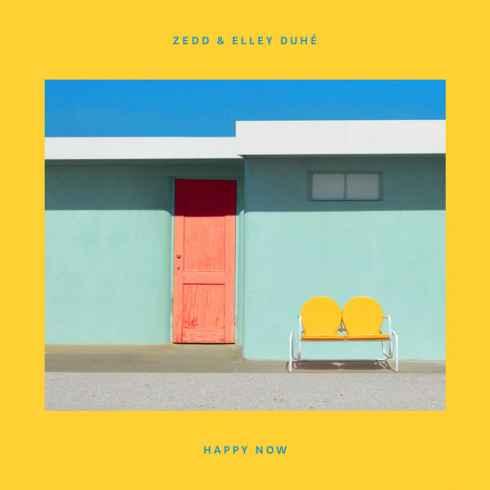 متن آهنگ Happy Now از Zedd و Elley Duhe