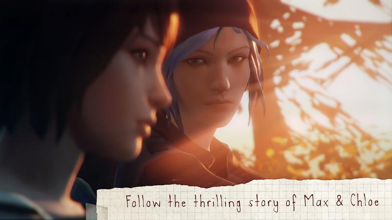 دانلود Life is Strange 1.00.230 - بازی ماجراجویی زندگی عجیب است برای اندروید و آی او اس + دیتا