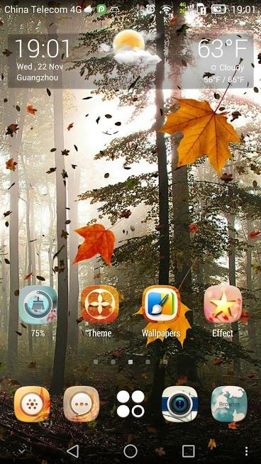 دانلود V Launcher- 3D Theme & HD Wallpaper 2.17 - لانچر زیبا و لاکچری برای اندروید