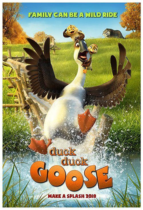 دانلود انیمیشن لک لک و غاز Duck Duck Goose 2018