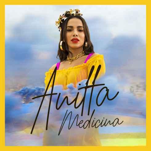 متن آهنگ Medicina از Anitta