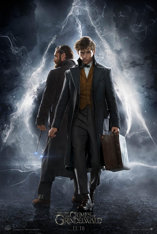 فیلم Fantastic Beasts The Crimes of Grindelwald 2018