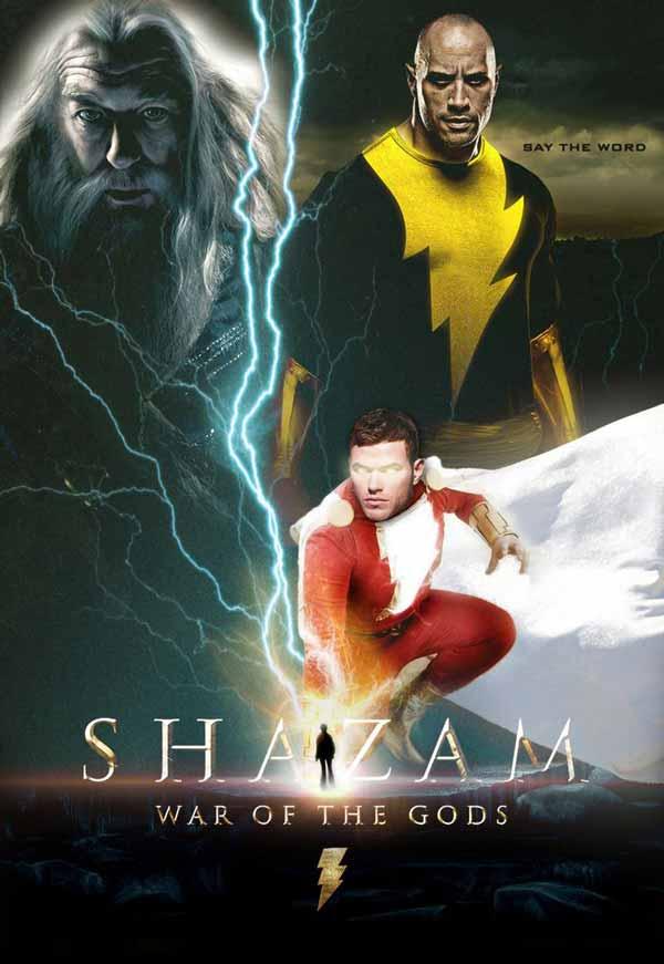 دانلود فیلم Shazam 2019 با زیرنویس فارسی