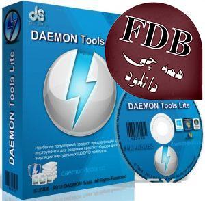 دانلود DAEMON Tools Lite 10.8.0.0466 + Pro 8.2 ساخت درایو مجازی