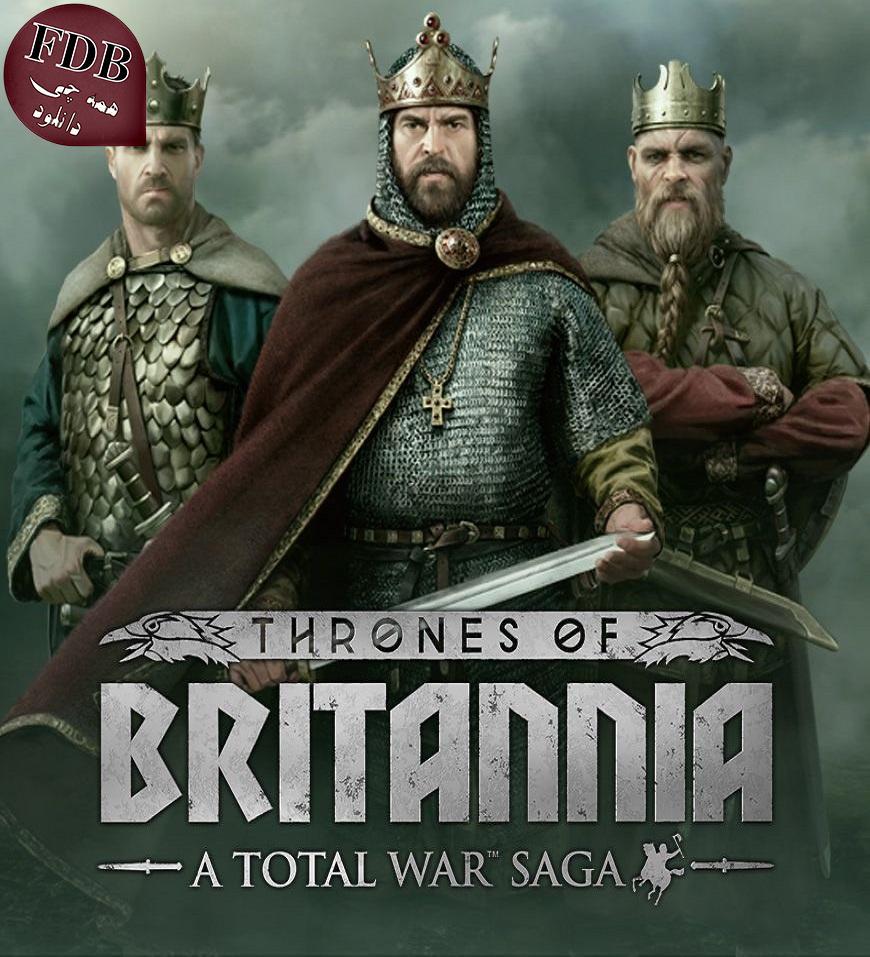 دانلود بازی Total War Saga Thrones of Britannia برای کامپیوتر + ریپک FitGirl