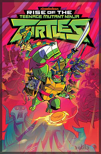 دانلود ظهور لاک پشت های نینجا Rise of the Teenage Mutant Ninja Turtles S01E04