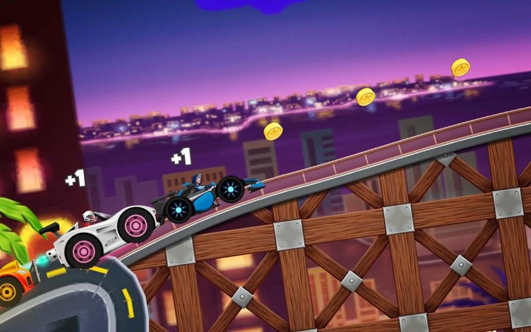 دانلود Night Racing: Miami Street Traffic Racer 3.48 - بازی ماشین سواری شبانه برای اندروید
