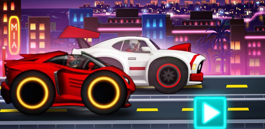 دانلود Night Racing: Miami Street Traffic Racer - بازی ماشین سواری شبانه برای اندروید
