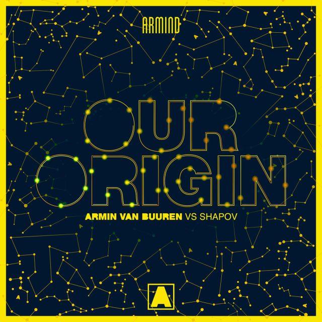متن آهنگ Our Origin از Armin van Buuren و Shapov