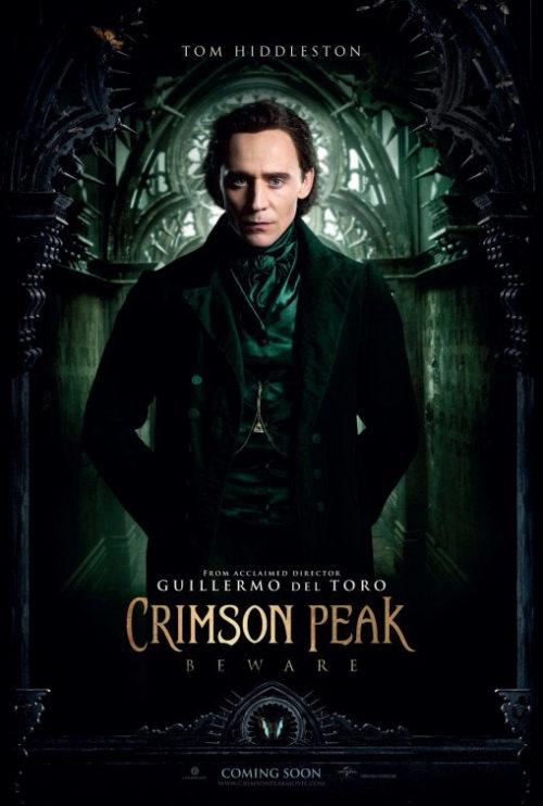 دانلود فیلم قلعه خونین Crimson Peak