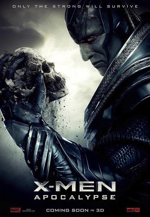 دانلود فیلم مردان ایکس 8 اخر زمان با دوبله فارسی X-Men: Apocalypse 2016