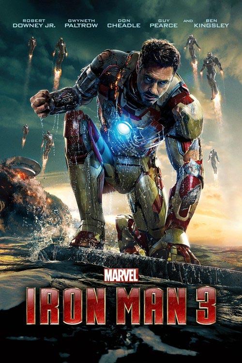 دانلود فیلم مرد آهنی 3 با دوبله فارسی Iron Man 3 2013