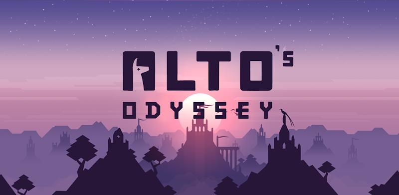 دانلود Alto's Odyssey - بازی اکشن التو ادیسه برای اندروید و آی او اس + مود