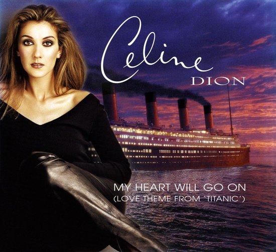 نسخه بیکلام آهنگ تایتانیک از Celine Dion