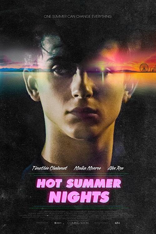 دانلود فیلم Hot Summer Nights 2017 با زیرنویس فارسی