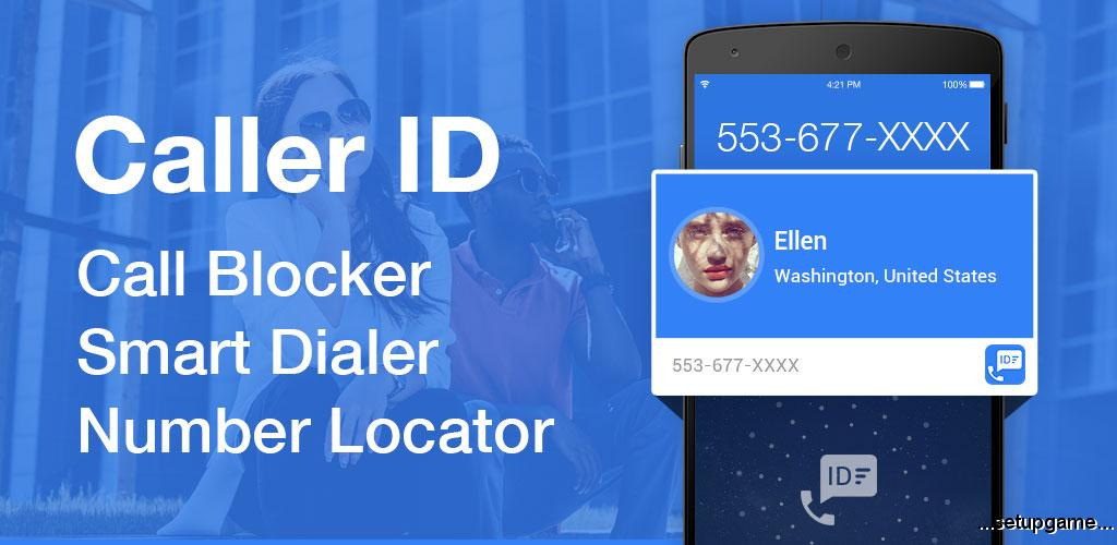 دانلود Caller ID & Call Blocker PRO 1.4.8 - شماره گیر و مسدود کننده تماس اندروید !
