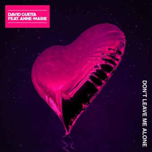 متن آهنگ Don't Leave Me Alone از David Guetta با همراهی Anne-Marie