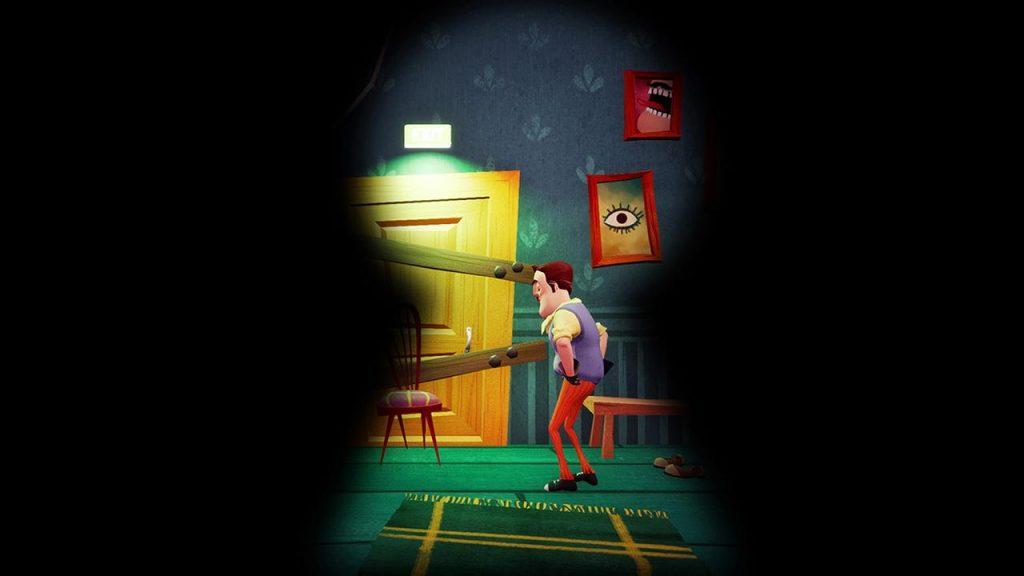 دانلود Hello Neighbor 1.1 - بازی ماجراجویی و ترسناک سلام همسایه برای اندروید و آی او اس + دیتا
