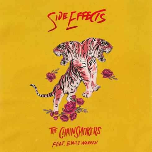 متن آهنگ Side Effects از The Chainsmokers با همراهی Emily Warren