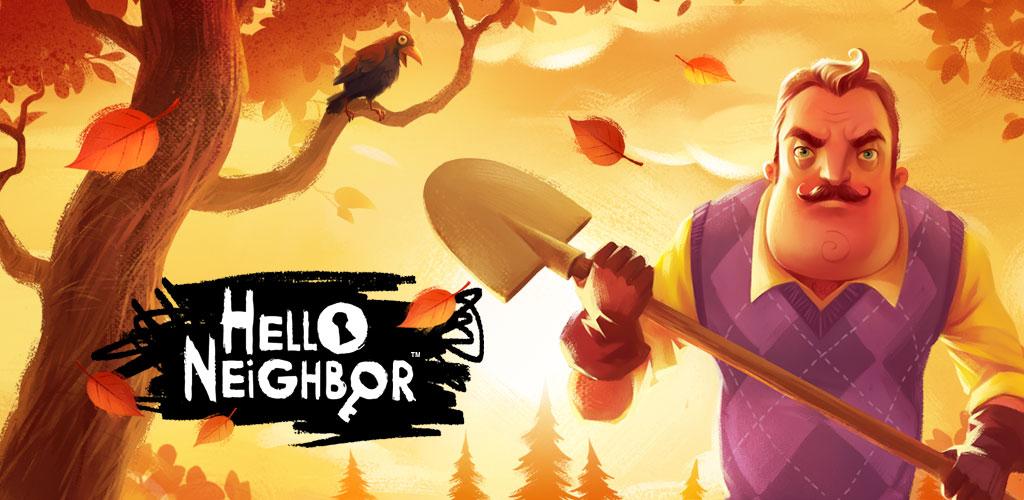 دانلود Hello Neighbor - بازی ماجراجویی و ترسناک سلام همسایه برای اندروید و آی او اس + دیتا
