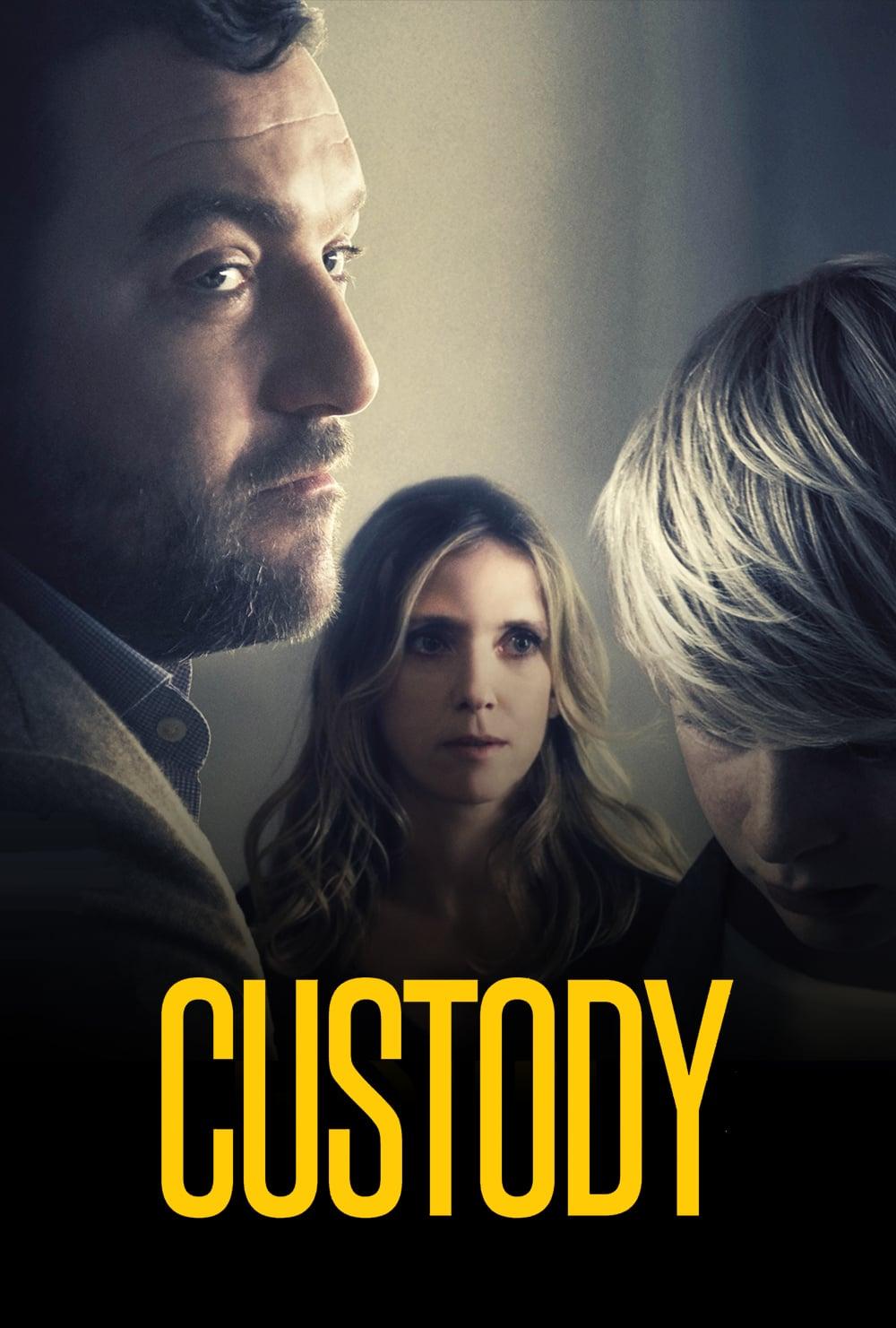 دانلود فیلم Custody 2017 با زیرنویس فارسی