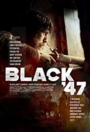 دانلود فیلم Black 47 2018 با زیرنویس فارسی
