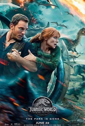 دانلود فیلم Jurassic World Fallen Kingdom 2018 با زیرنویس فارسی