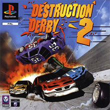دانلود بازی Demolition Derby2 برای اندروید نسخه 1.3.44 + نسخه مد