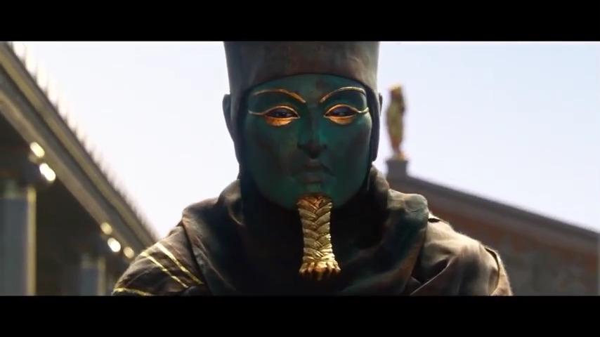 تریلر سینمایی بازی Assassin's Creed Origins