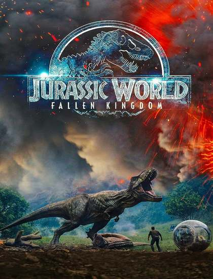 دانلود فیلم جدید Jurassic World: Fallen Kingdom 2018