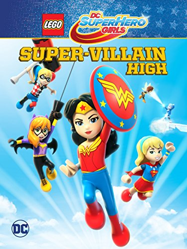دانلود انیمیشن Lego DC Super Hero Girls: Super-Villain High 2018 دوبله فارسی