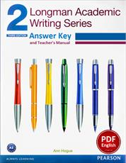 دانلود پاسخ Longman Academic Writing Series 2