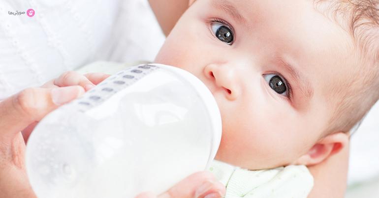 راهحلهای ساده و عمومی برای افزایش شیر مادر